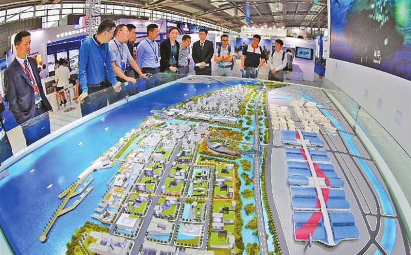 PLAN FOR SZ NEW MARINE CITY UNVEILED AT MARINE EXPO